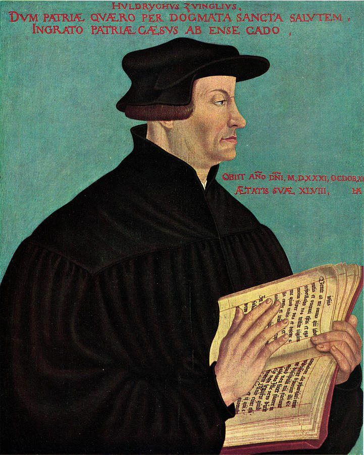 How a Reformation church (amazingly) studied the Old Testament